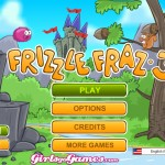 Frizzle Fraz 3 Screenshot