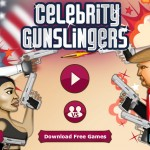 Celebrity Gunslingers Screenshot