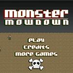 Monster Mowdown Screenshot