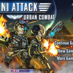 Mini Attack - Urban Combat Screenshot