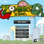 Zombies Inc Screenshot