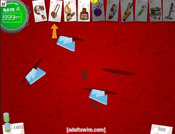 Amateur Surgeon - Free online games at Gamesgames.com
