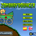 Zombaby Bouncer Screenshot