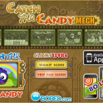 Catch the Candy Mech Screenshot