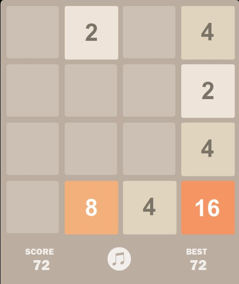 2048 Hacked / Cheats - Hacked Online Games