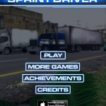 Sprint Driver Screenshot