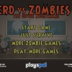 Nerd Vs Zombies 2: The Office Nightmare Screenshot