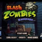 Slash Zombies Rampage Screenshot