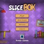 Slice the Box Screenshot