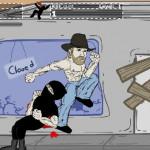 Chuck Norris Ninjas Screenshot