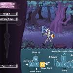 Blue Knight Screenshot