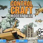 Control Craft - Modern War Screenshot