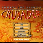 Swords and Sandals 5 - Crusader  Screenshot