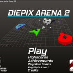 Diepix Arena 2 Screenshot