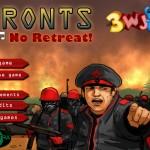Fronts - No Retreat! Screenshot