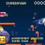 Nyan Cat - Lost in Space Screenshot