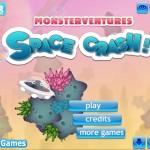 Monsterventures - Space Crash! Screenshot