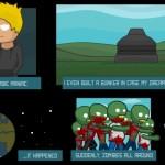 Anti Zombie Bunker Screenshot