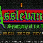 Asslevania - Symphony of the Butt Screenshot