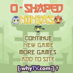 O-shaped Ninjas Screenshot